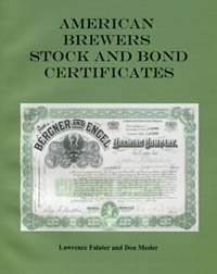 American Brewers Stock and Bond Certificates WEB