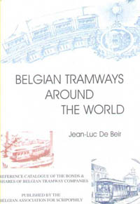 Belgium Tramways Around the World WEB