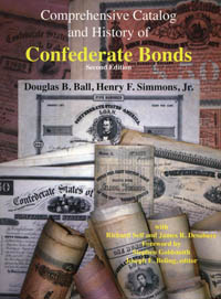 Comprehansive Catalog and History of Confederate Bonds WEB