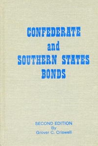 Confederate and Southern Bonds 2nd Edition WEB