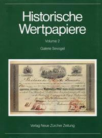 Galerie Sevogel Historische Wertpapiere WEB