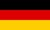 German flag 50 pixels wide