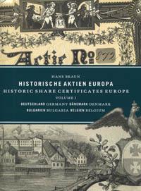 Historische Aktien Europa WEB