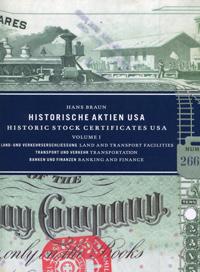 Historische Aktien USA WEB