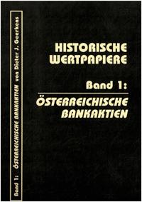 Historische Wertpapiere Band 1 Osterreichische WEB