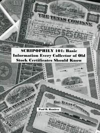 Scripophily 101 WEB