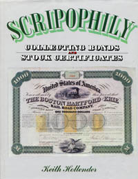 Scripophily Collecting Bonds and Stock Certificates WEB
