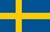 Sweden glad 50 pixels wide
