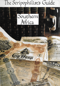 The Scripophilists Guide - Southern Africa WEB