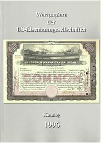 Wertpapiere der US-Eisenbahngesellschaften WEB