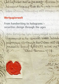Wertpapierwelt From Handwriting to Holograms WEB